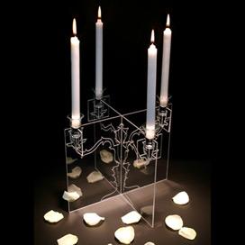 ghost candelabra