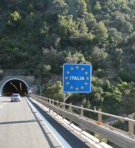 Italia drive