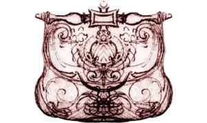 Leonardo da vinci purse