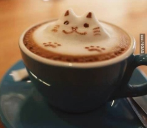 3D-Latte-Cat