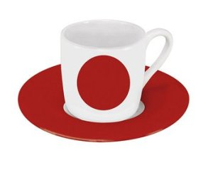 espresso cup and japan