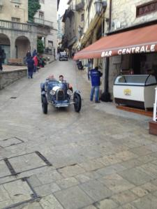 mille miglia close up