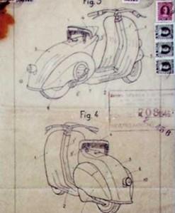 vespa sketch