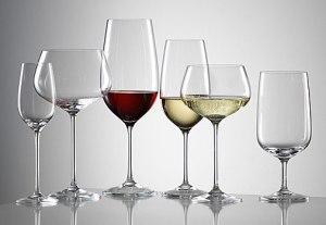 Eisch wine glasses