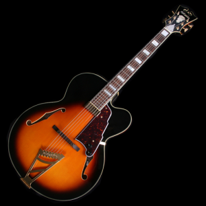 D'Angelico Archtop Guitar