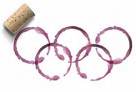 wine and olympics
