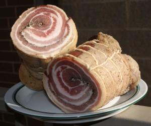 pancetta roll