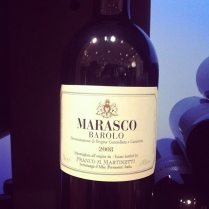 Marasco wine