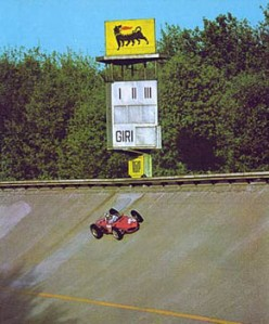 monza and track