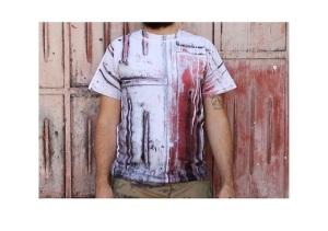 sangue t shirt