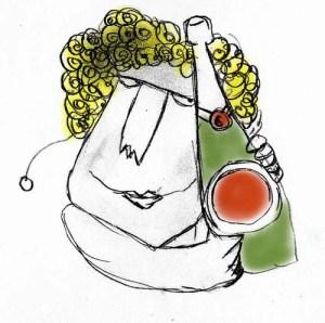 wine and women