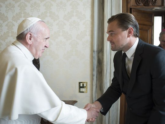leo and pope