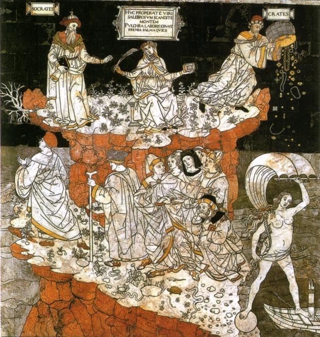 pinturicchio-mount-of-wisdom